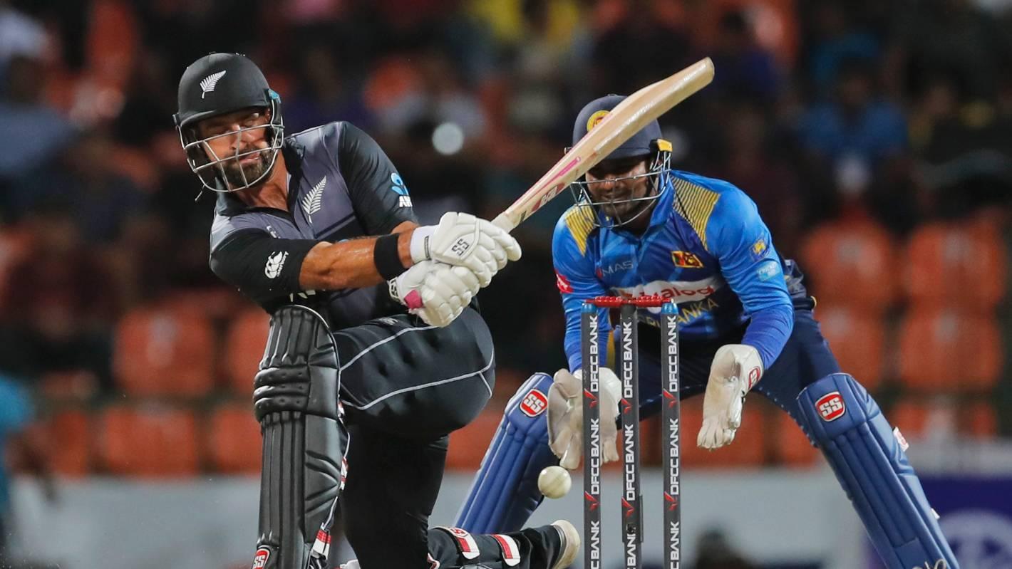 Black Caps v Sri Lanka: Colin de Grandhomme, Tom Bruce lead New Zealand to T20 series win