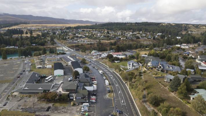It is not known how many of the building consents are for private or commercial purposes. Pictured is Tekapo. (File)