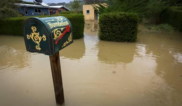Reports predict climate change will make Waitati - like many New Zealand coastal settlements - more vulnerable to ...