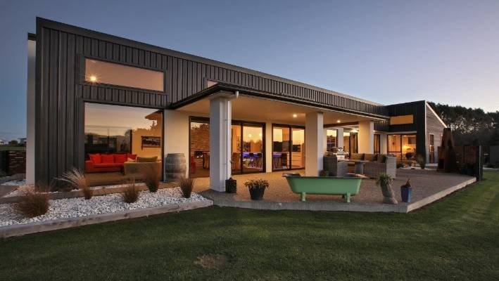 Invercargill Home A Finalist For New Zealand House Of The