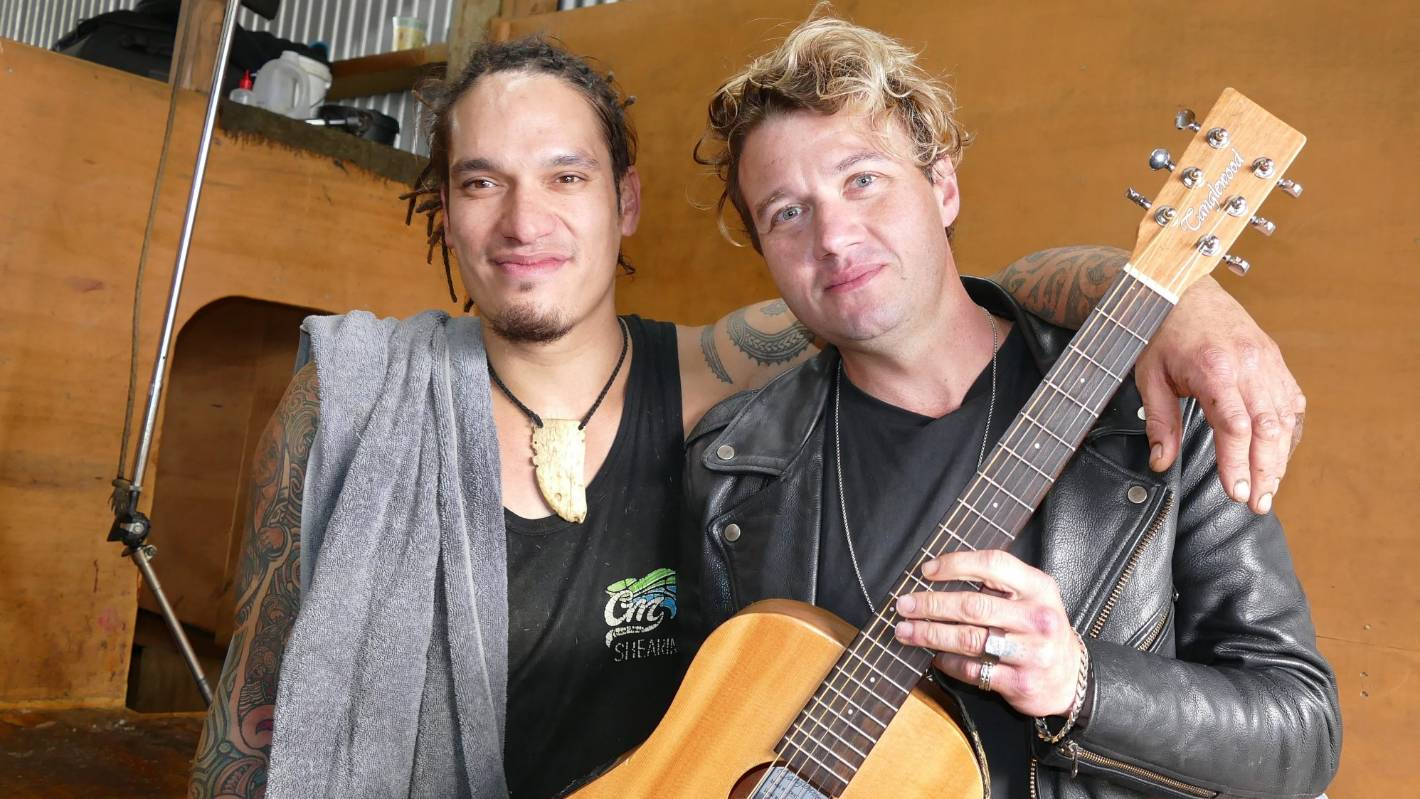 Southland shearer performs acoustic Ka Mate to win trip to