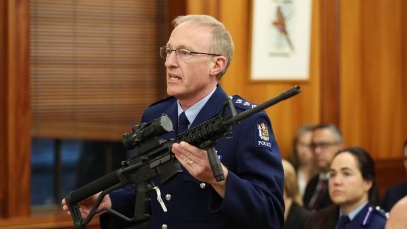 AR-15 rifle parts used in Christchurch mosque attacks ruled