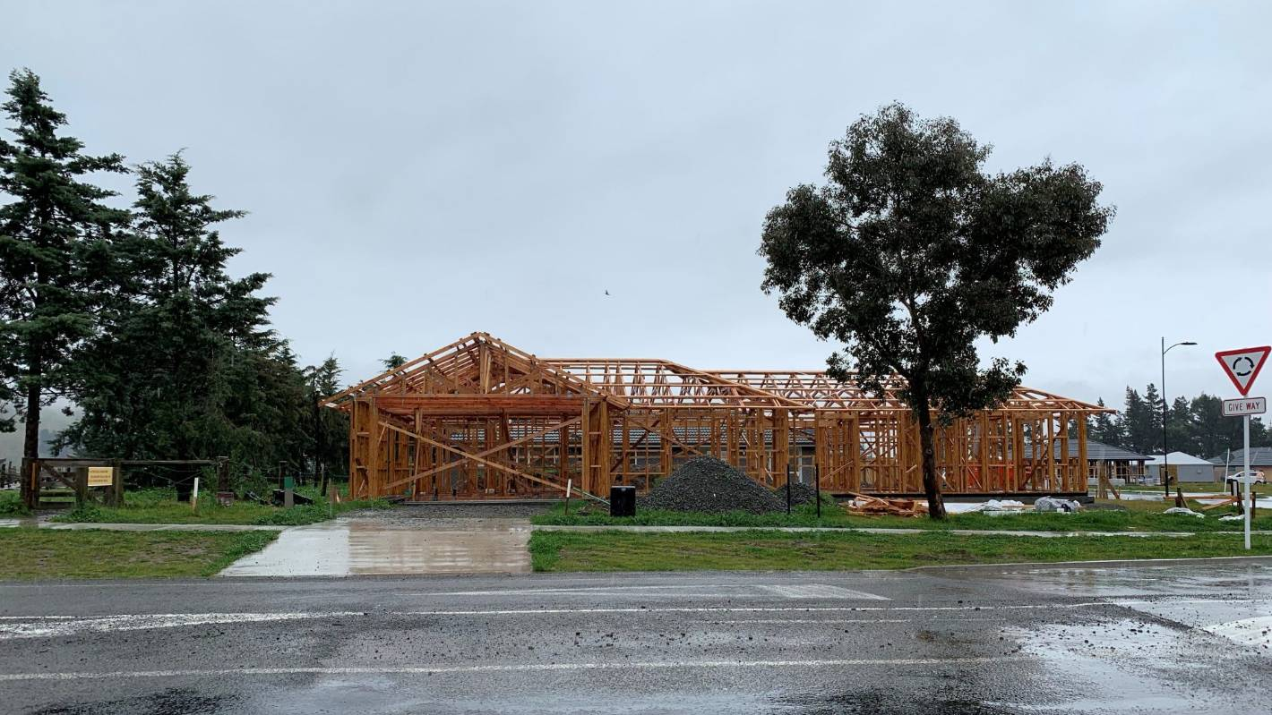Amazing Blenheim Construction Firm Rose Built Homes Goes Into Download Free Architecture Designs Xoliawazosbritishbridgeorg