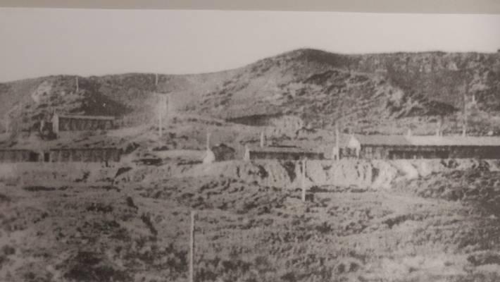 Top secret World War II base not really under radar in