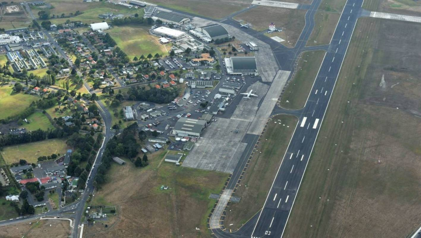 Could Whenuapai really house Auckland's second commercial airport?