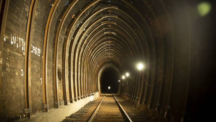 The improvements will see tunnels upgraded.
