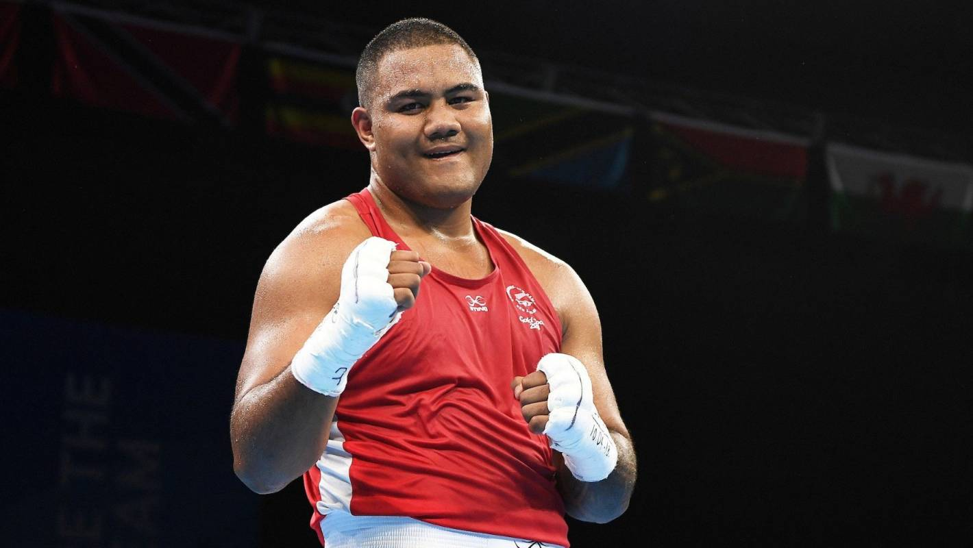 Kiwi heavyweight Patrick Mailata only takes 64 seconds to win US debut