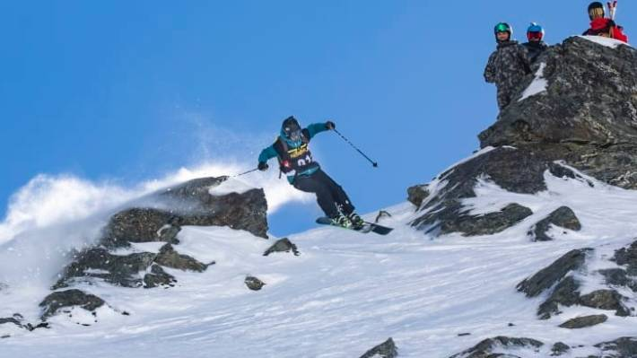 Daring Kiwi skier on precipice of greatness | Stuff co nz