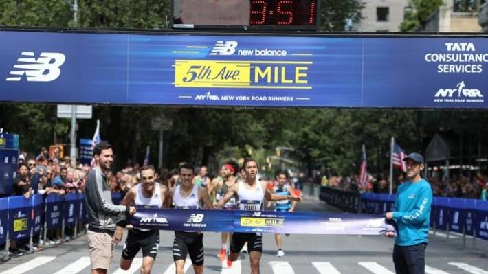 Fifth Avenue Mile win gives Nick Willis 'another lease of