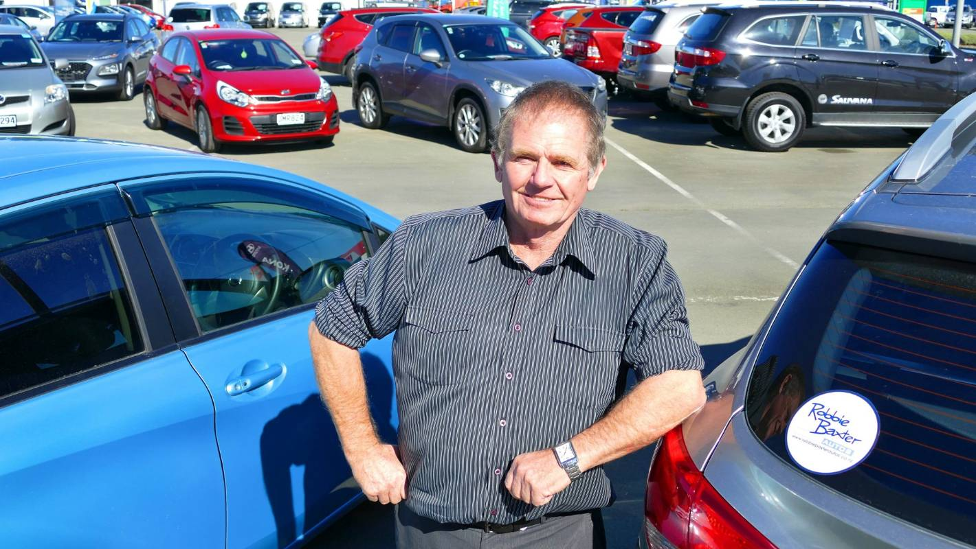 Invercargill car dealer parking up after more than three decades in the business