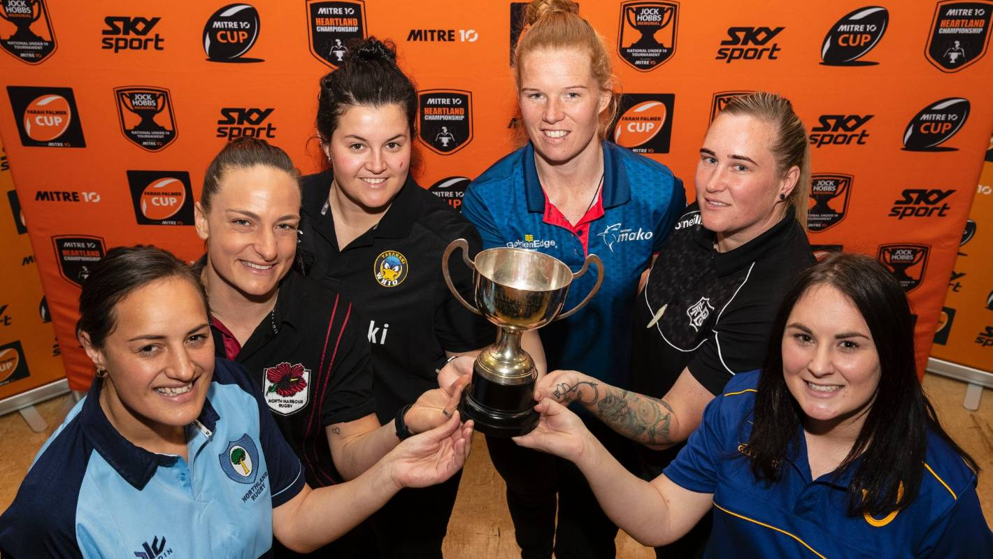 Newcomers Northland have exceeded expectaions in Farah Palmer Cup