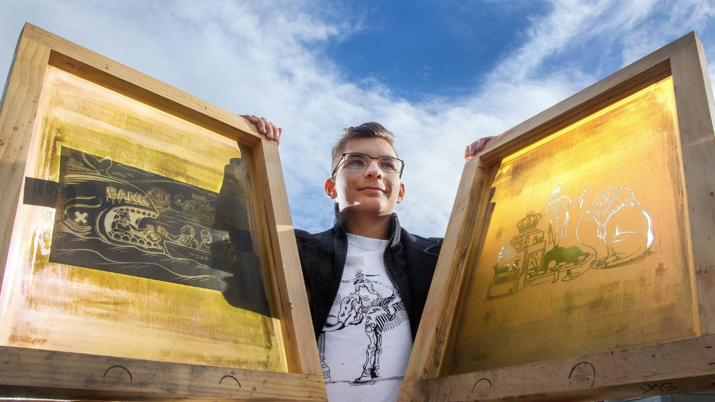 Seriously, it's My Business: Young Palmerston North entrepreneur proves age is no barrier with passion and drive