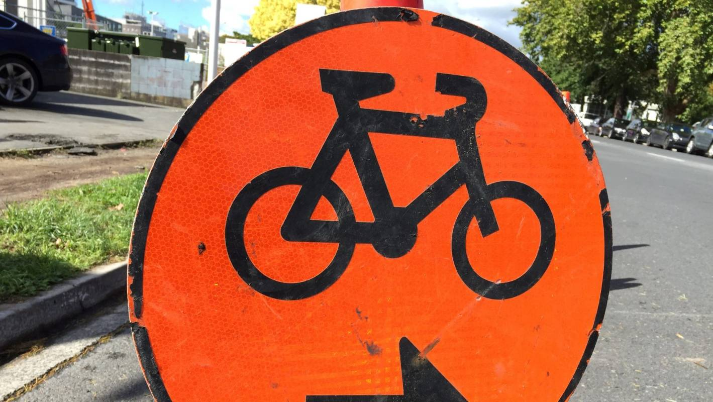 Man barred from South Island after bike theft charge
