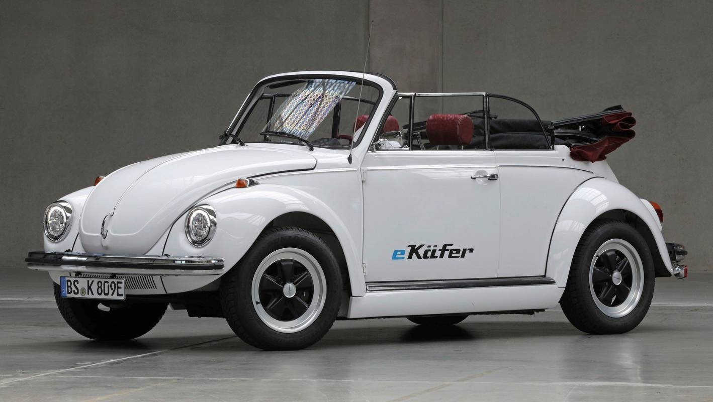Electric power for old Volkswagen Beetle | Stuff co nz