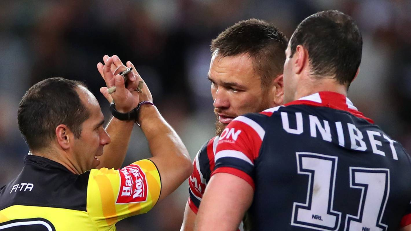 NRL: Kiwis star Jared Waerea-Hargreaves escapes a ban for second time this season