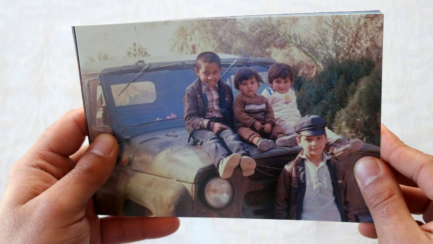 Unicef: Ahmad Rahim's childhood ended in Afghanistan before he came to New Zealand