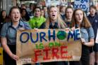 Students around New Zealand have been calling for more climate action for months.