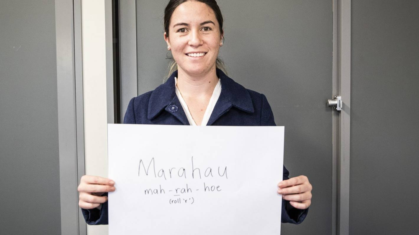 The right way to pronounce Tauranga, Taupo and other butchered place names