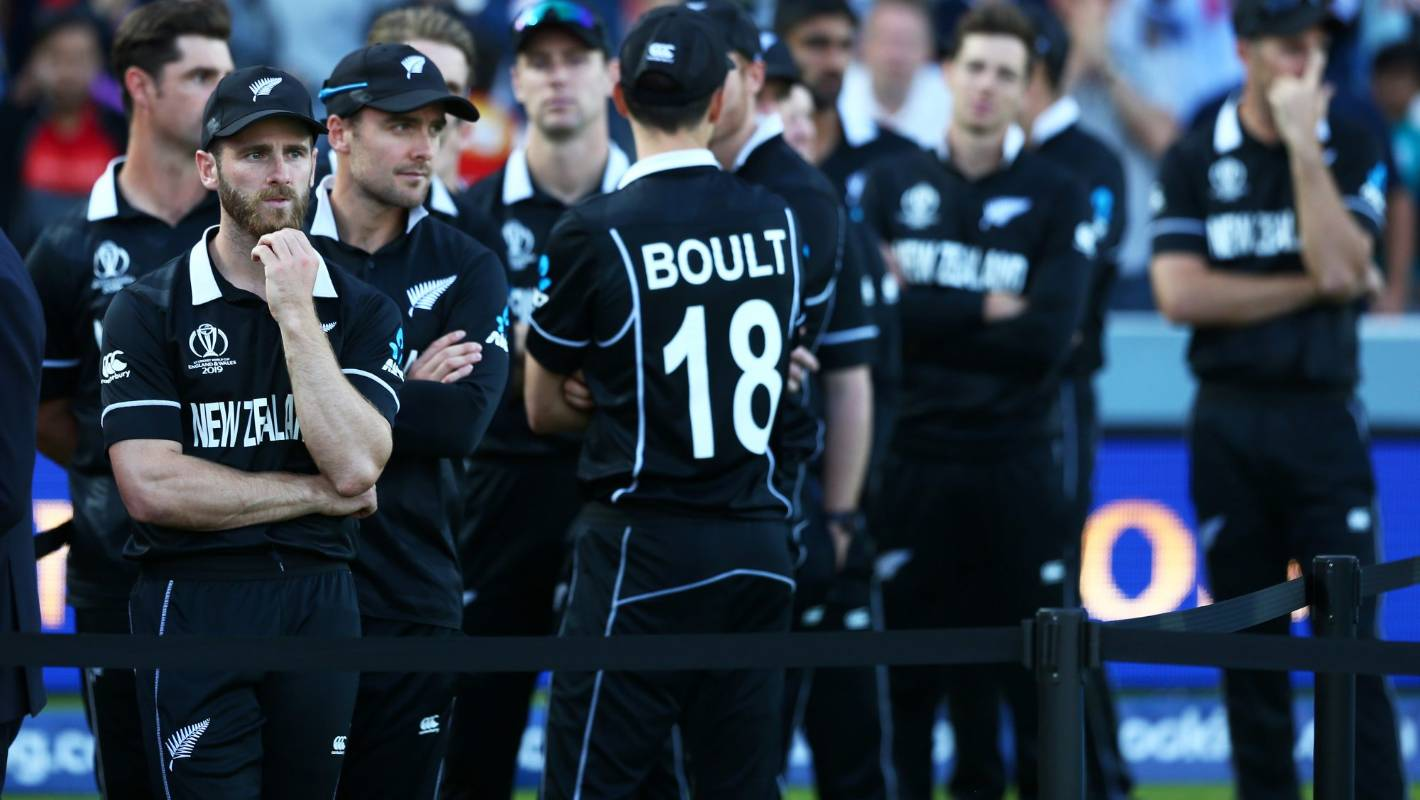 'Feels like yesterday' World Cup final loss still raw for Kane Williamson