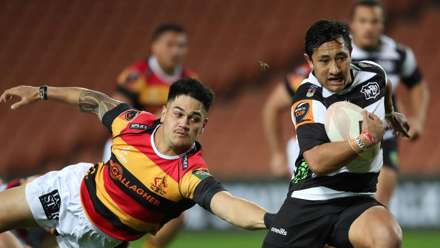 Mitre 10 Cup: Championship promotion race shaping up to be a Battle of the Bays
