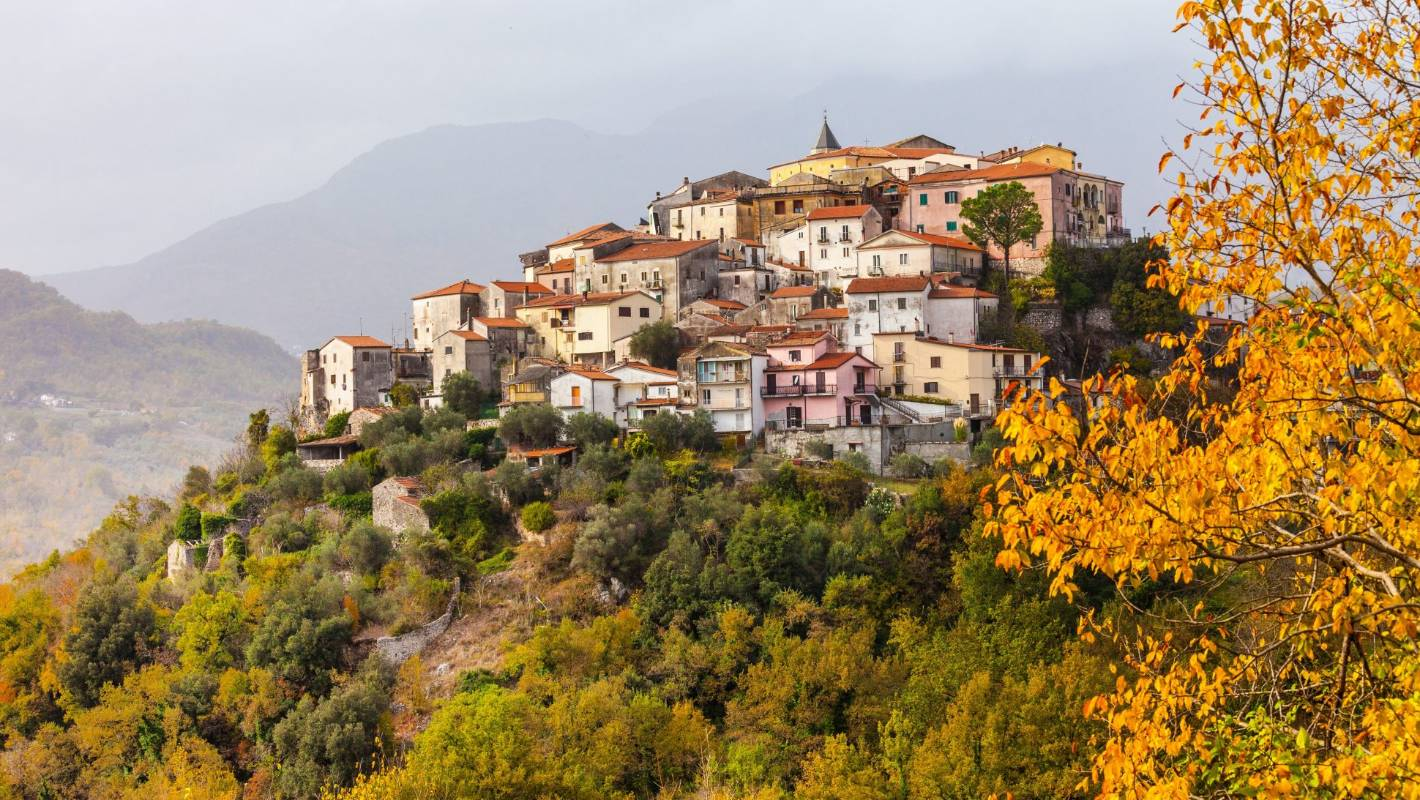Underpopulated region in Italy offers to pay people $43,000 to move into ghost towns