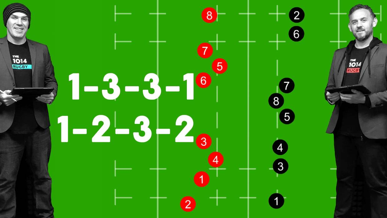 Rugby World Cup How The All Blacks Plan To Unlock Pesky Rushing Defences In Japan Stuff Co Nz