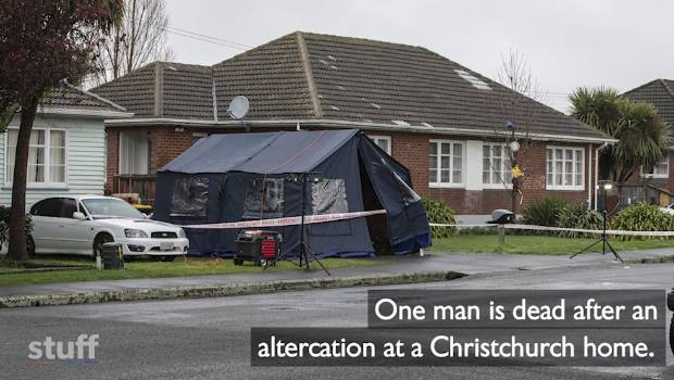 Groovy Gang Member Stabbed To Death In Christchurch Altercation Download Free Architecture Designs Scobabritishbridgeorg