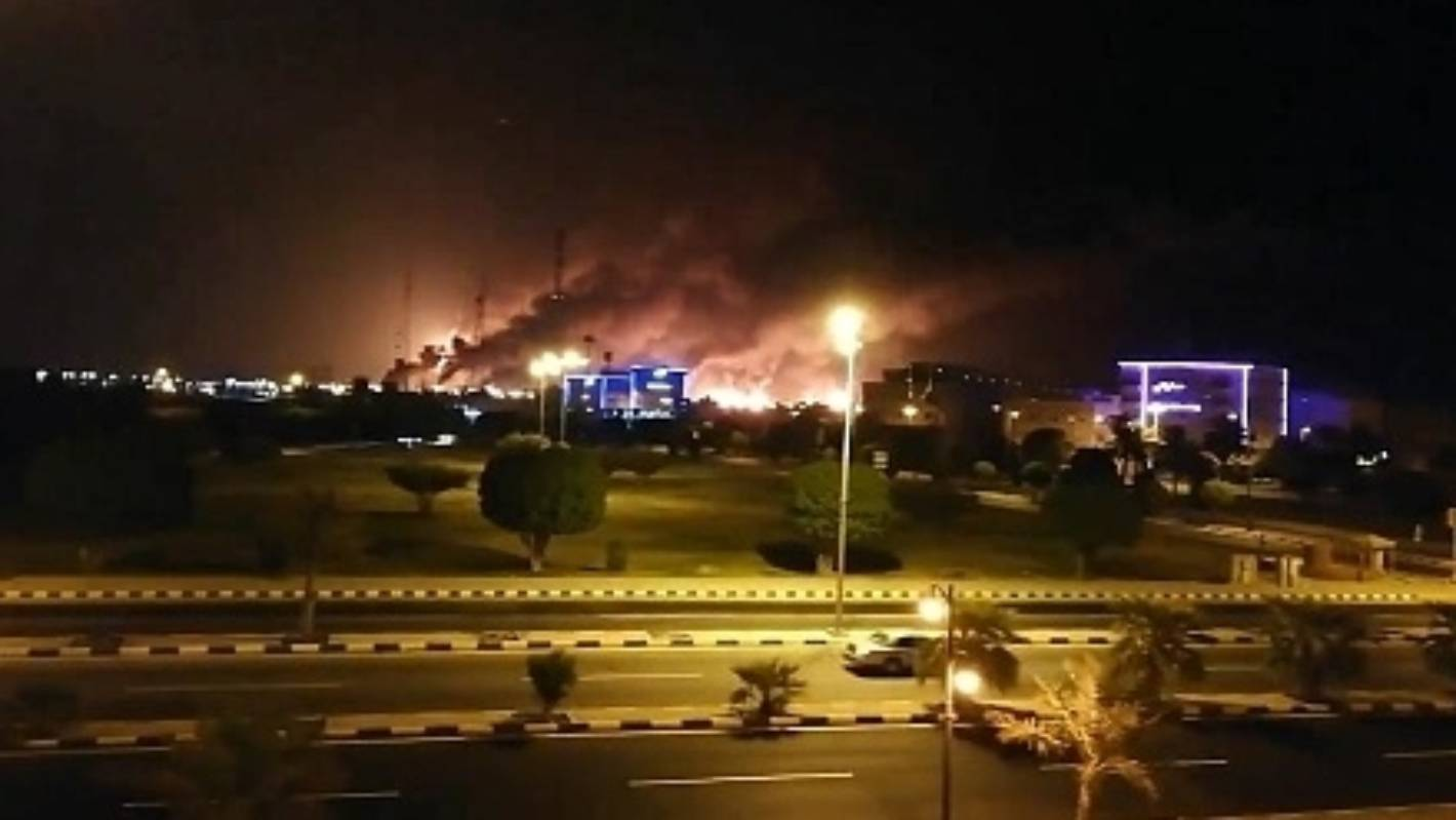 One month on from Saudi oil facility attack and motorists are still paying more at the pump