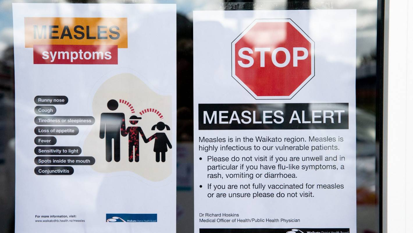 Waikato measles cases rise to 16, warning for kapa haka festival