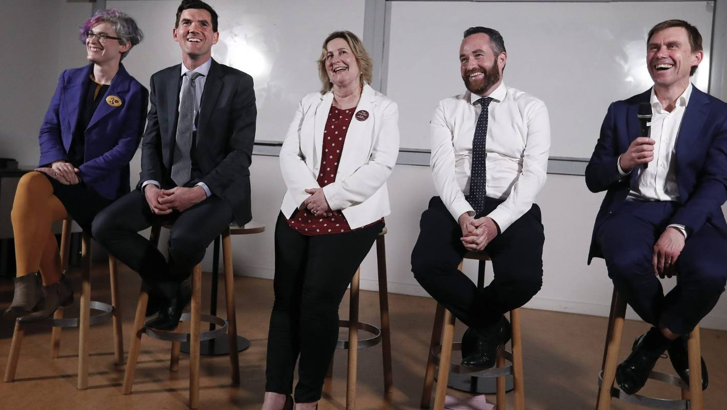 Wellington's latest mayoral debate leaves no clear winner as election race heats up