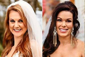 For many of the MAFS brides, it was love at first sight - for their wedding gowns.