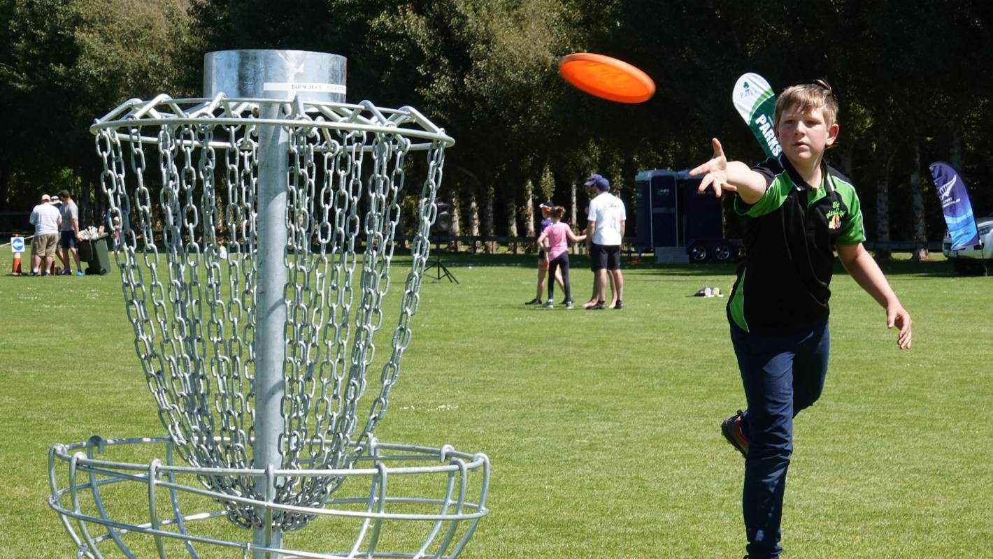 Disc golf course proposed for Waimate
