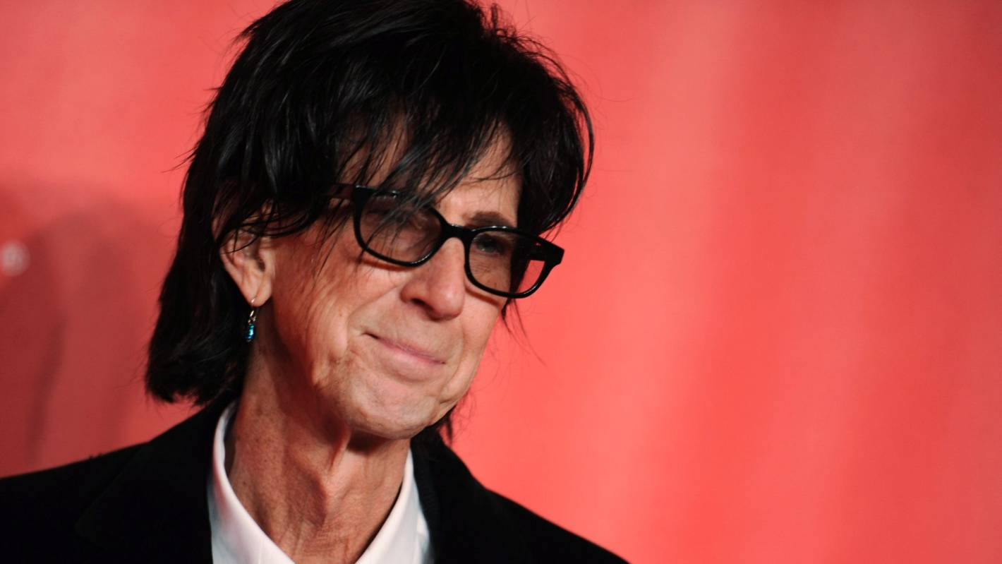 Ric Ocasek's wife says The Cars singer died 'peacefully' in his sleep while recuperating from surgery