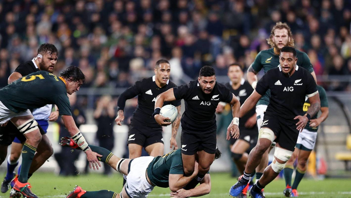 Your messages of support for the All Blacks