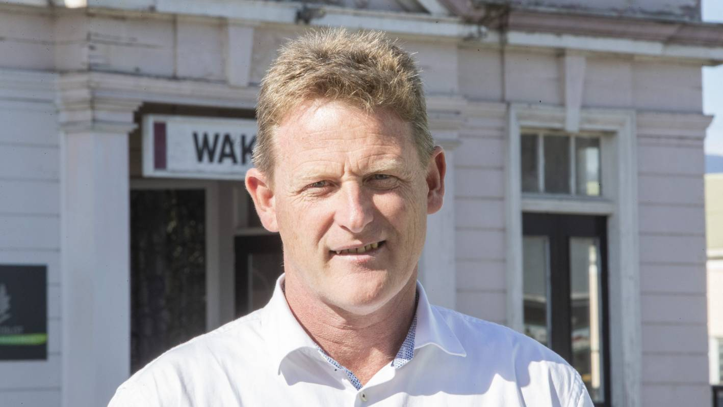 Tasman District mayoral candidate Dean McNamara aims to 'restore relationships'