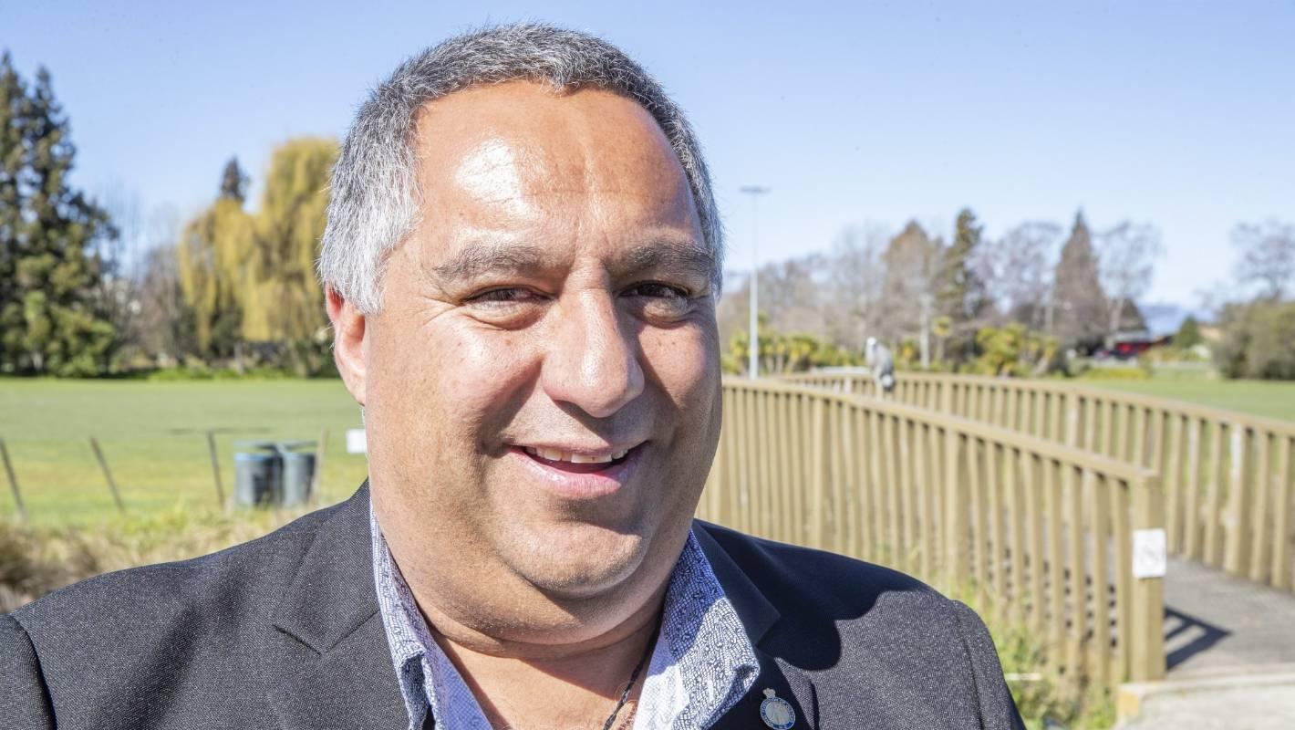 Tasman District mayoral candidate Brent Maru runs on governance skills