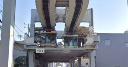 Could a Shonan-style light railway work in Wellington? In the Japanese region, the trains consist of three cars that ...