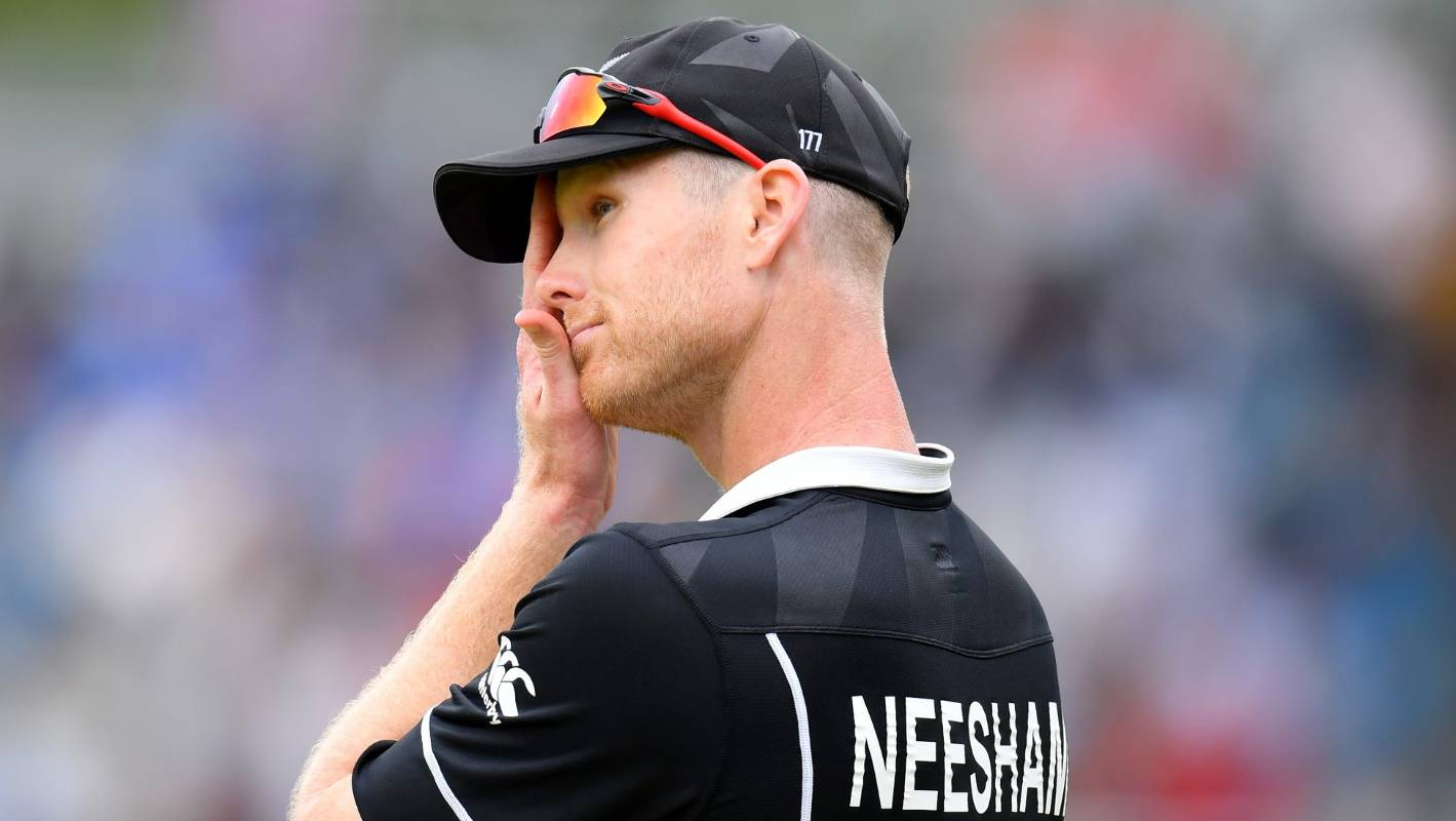 Jimmy Neesham's nightmare spell leads to Super Over loss in Caribbean Premier League