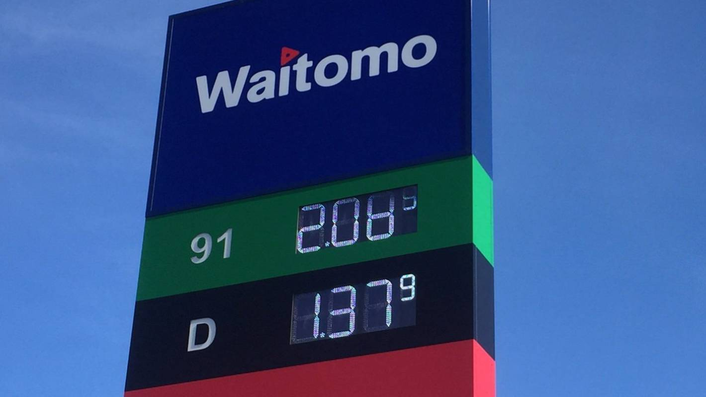 Unusual For Two Petrol Stations Just Kilometres Apart To