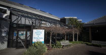 The council also has to decide what to do with the Petone Library, which has a leaky roof and needs upgrading.