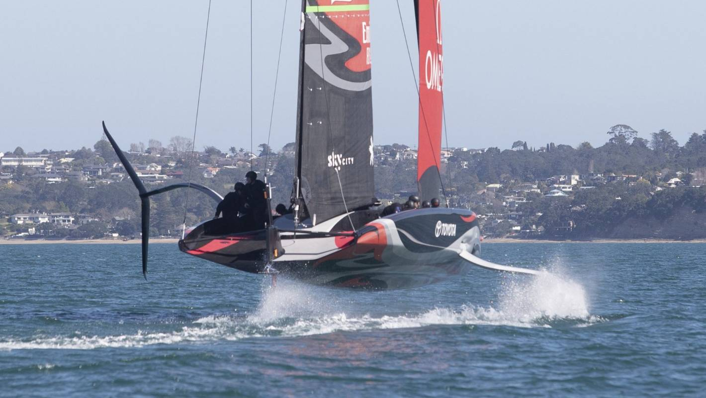 America's Cup: Team New Zealand's brilliant counterpunch