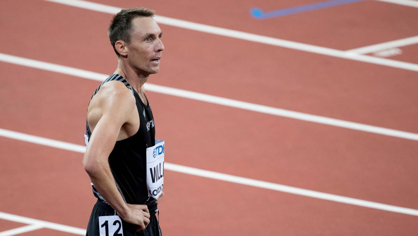 'We're not happy' — Athletics NZ bewildered by Nick Willis's absence
