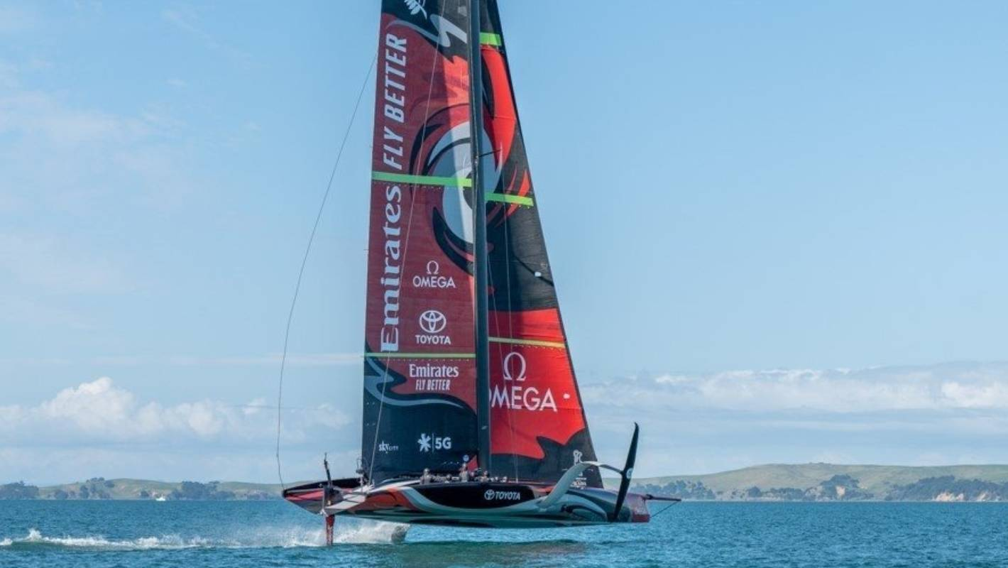 America's Cup: Four boats, four differences