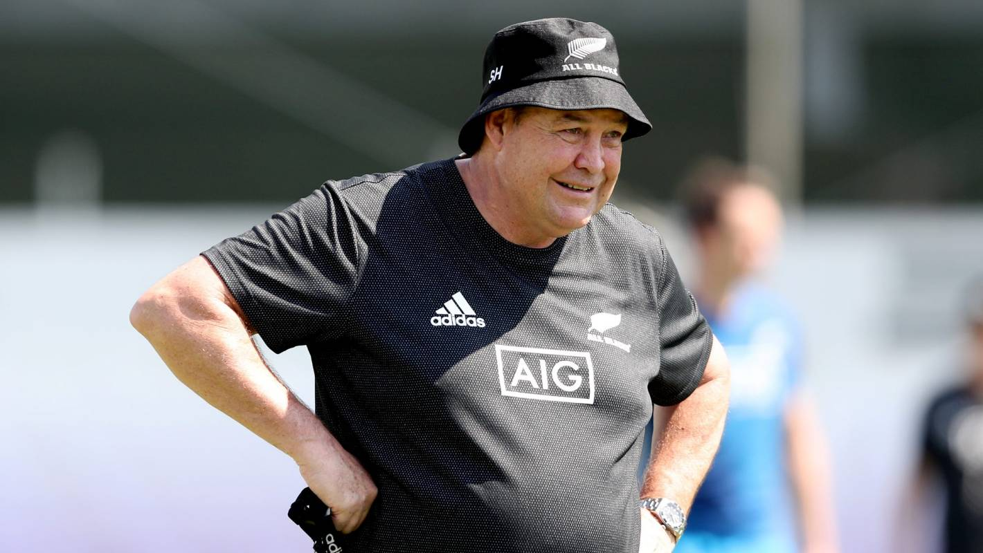 Rugby World Cup: All Black coach Steve Hansen demands attitude and intent