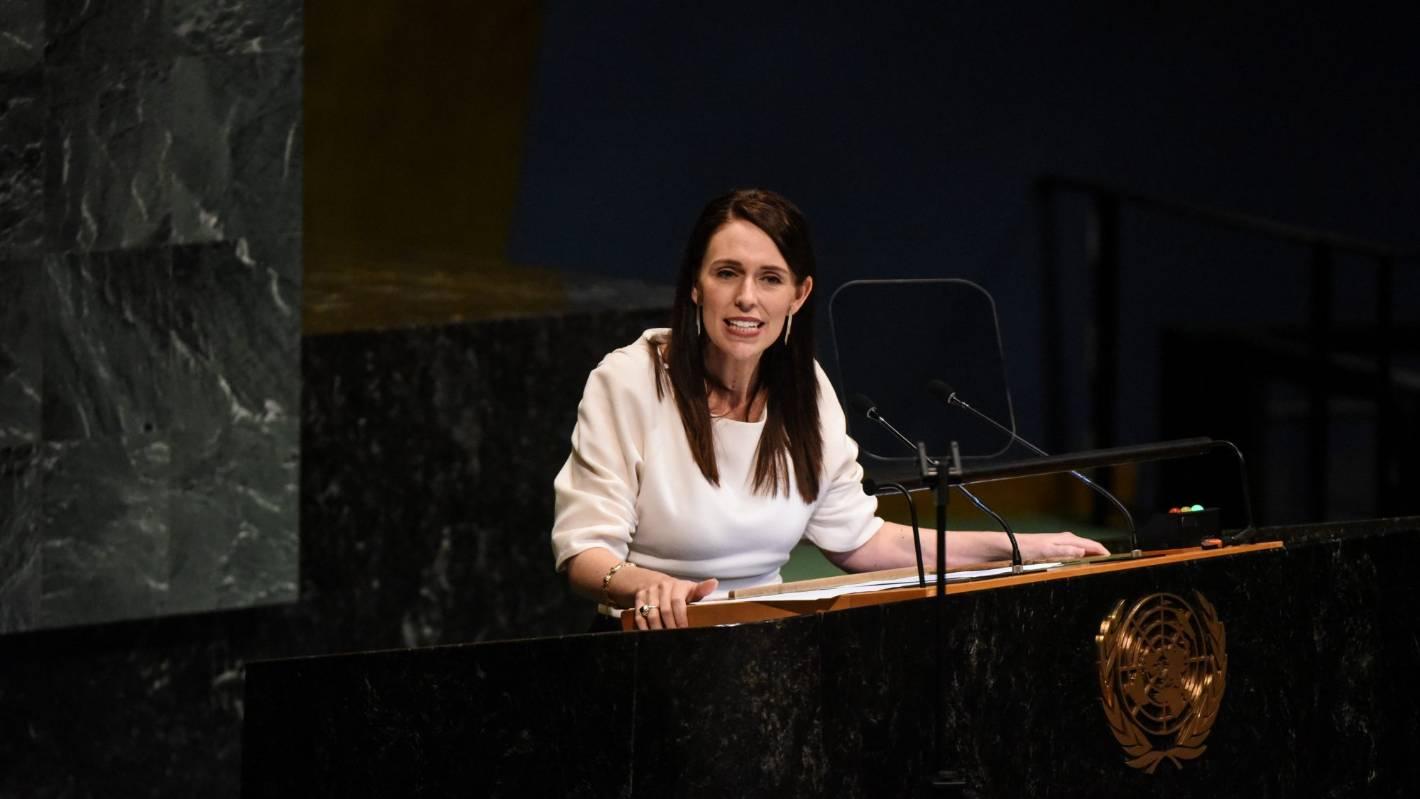 Prime Minister Jacinda Ardern's UN leadership challenge