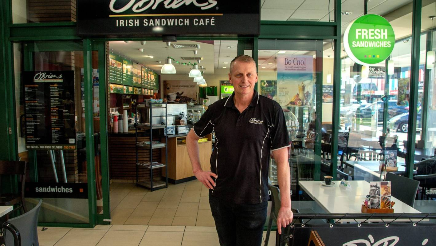 International sandwich franchise's sole New Zealand outpost for sale