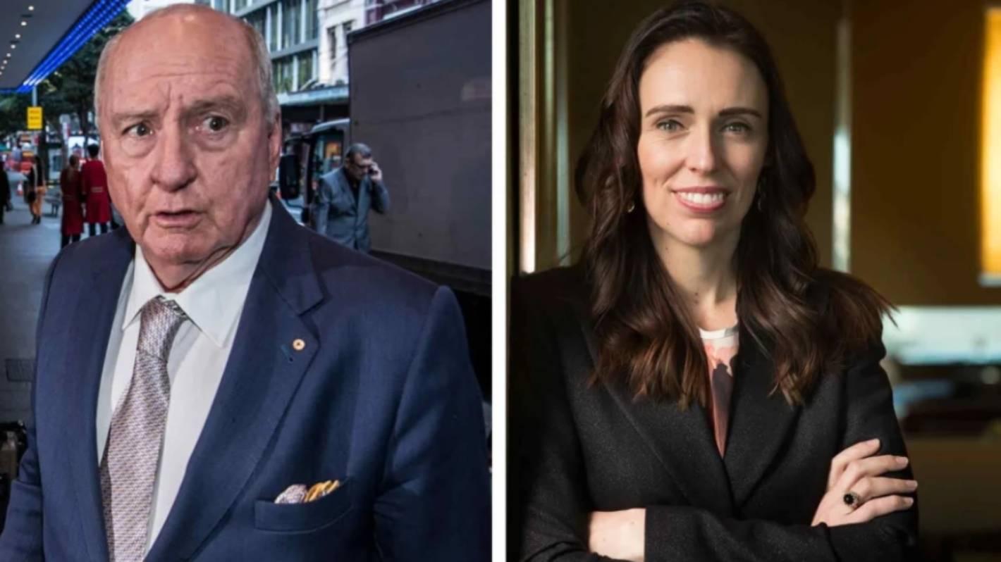 'Accept my sincere apology': Shock jock Alan Jones' letter to PM Jacinda Ardern surfaces