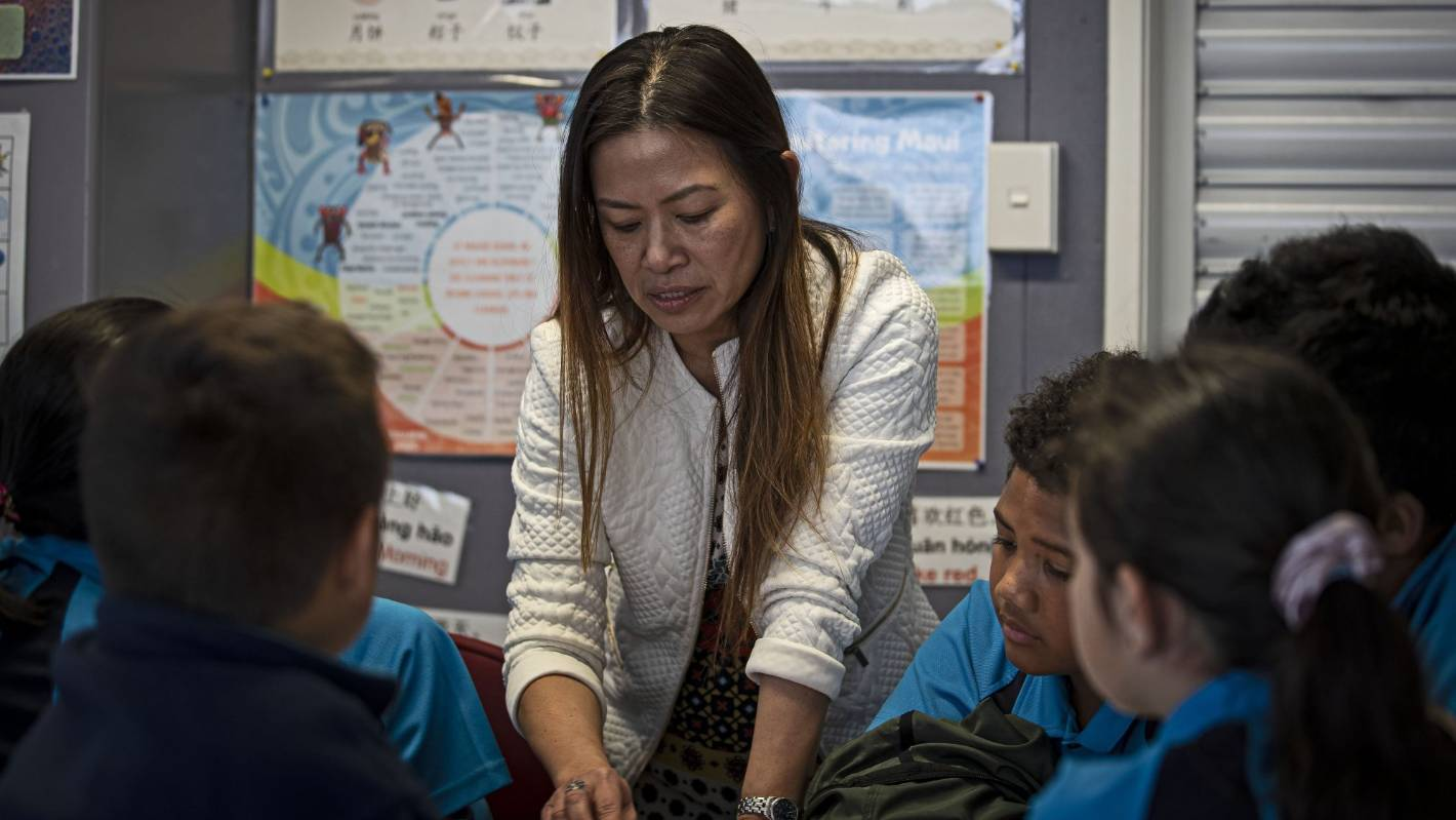 Chinese Language Week: Mandarin teacher sees interest soar