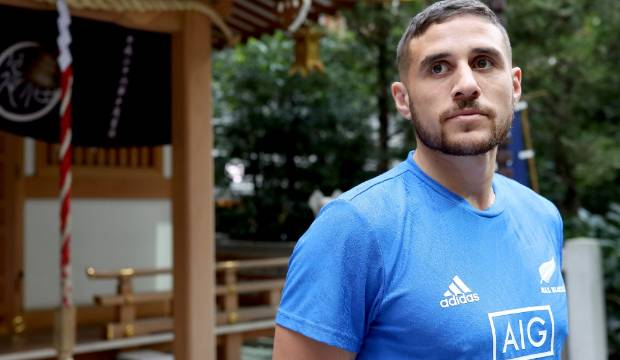 All Blacks: TJ Perenara stands out as Player of the Year, for so many reasons