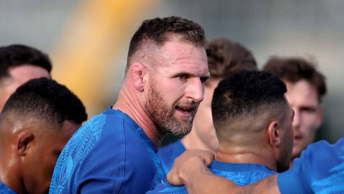 Rugby World Cup: Kieran Read pleases All Blacks coach as he gets more demanding